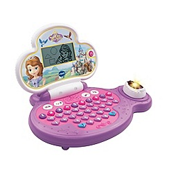 VTech - Royal Learning Laptop