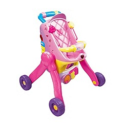 VTech - Little Love 3-in-1 Pushchair