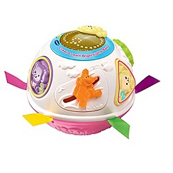 VTech Baby - Crawl and Learn Bright Lights Ball Pink