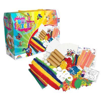 Colorific Megabits 1001pieces Ultimate Craft Box - . -