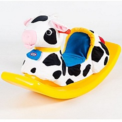 Little Tikes - Soft rocking cow