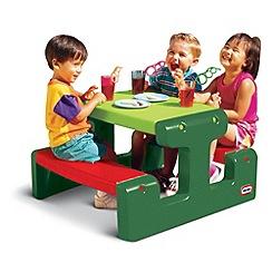 Little Tikes - Junior picnic table evergreen
