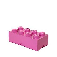 LEGO - Storage Brick 8 - Pink