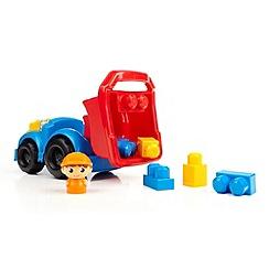 Mega Bloks - Lil Vehicles - Dylan Dump Truck