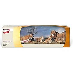 Schleich - Lion family set