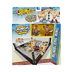 WWE - Rumblers Ring toy