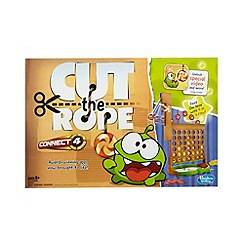 Hasbro - Cut the Rope Connect 4 game