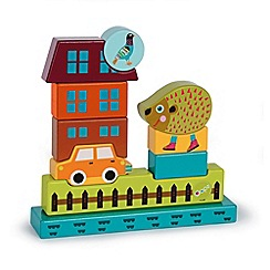 Little Helper - Oops Wooden 3D Magnetic Puzzle - Jerry the Cat
