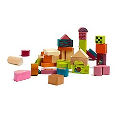 Little Helper - Oops Double Side Printed Building Blocks
