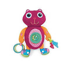 Little Helper - Oops Multi-Activity Soft Toy - Jerry the Cat