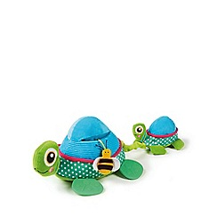 Little Helper - Oops Multi-Activity Soft Toy - Cookie & Cookie Jr the Turtles