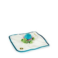 Little Helper - Oops Sumptuously Soft DouDou Comforter - Cookie the Turtle