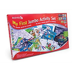 Reeves - My 1st jumbo activity set