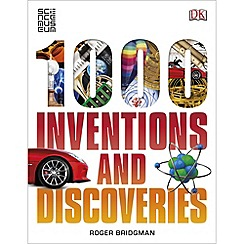 Dorling Kindersley - 1000 Inventions and Discoveries
