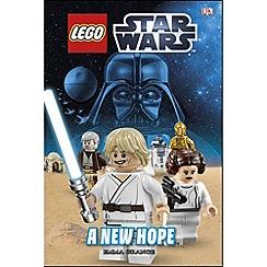 Dorling Kindersley - LEGO Star Wars A New Hope