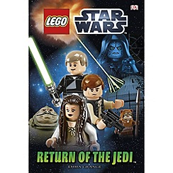 Dorling Kindersley - LEGO Star Wars Return of the Jedi