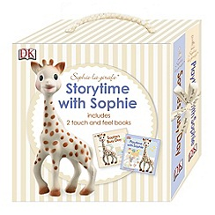 Dorling Kindersley - Sophie La Girafe slipcase Storytime with Sophie