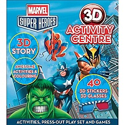 Marvel - Super Heroes 3D Activity Centre