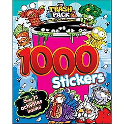 The Trash Pack - 1000 Sticker Book