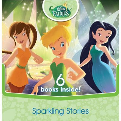 Disney Fairies Twinkling Tales - . -