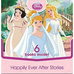 Disney Princess - Happily Ever After Stories