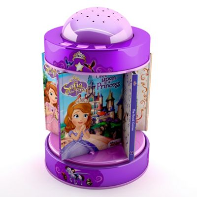 Disney Sofia the First Junior Sweet Dreams Carousel Library - . -
