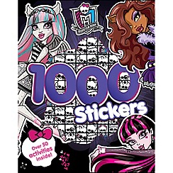 Monster High - 1000 Stickers