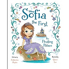 Disney Sofia the First - The Floating Palace Deluxe Picture Book
