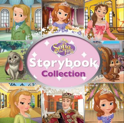 Disney Sofia the First Junior Storybook Collection - . -