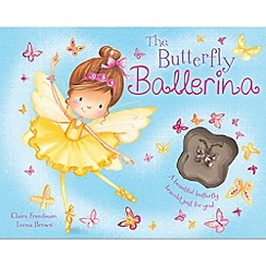 Parragon - The Butterfly Ballerina Charm Book