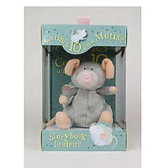 Parragon - Count to 10 with a Mouse Book & Plush Set