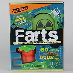 Parragon - Farts Boxset - The Ultimate Farters Toolkit!