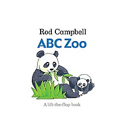 MacMillan books - Abc zoo lift the flap book