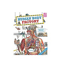 MacMillan books - Human body factory book