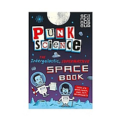 MacMillan books - Punk science book