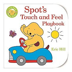 Penguin - Baby Spot: Touch and Feel Playbook
