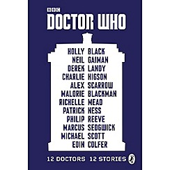 Penguin - Doctor Who: 12 Doctors 12 Stories