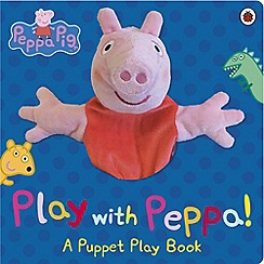 Penguin - Peppa Pig: Play with Peppa: A Puppet Play Book