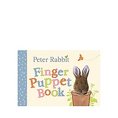 Penguin - Peter Rabbit Finger Puppet Book