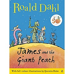 Penguin - James and the Giant Peach (Colour Edn)