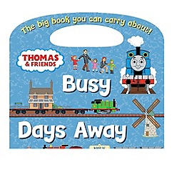 Harper Collins - Thomas & Friends Busy Days Away Activity Book
