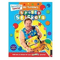 Harper Collins - Something Special Mr Tumble's Spotty Stickers Book