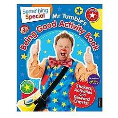 Harper Collins - Something Special Mr. Tumble's Being Good Activity Book