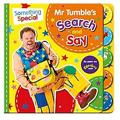 Harper Collins - Something Special Mr Tumble's Search and Say