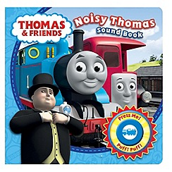 Harper Collins - Thomas & Friends Noisy Thomas! Sound Book