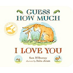 Guess How Much I Love You - Story book