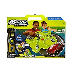 Micro Chargers - Race case toy