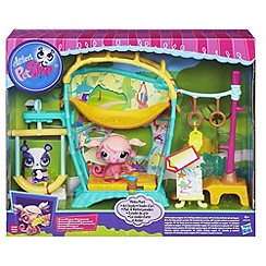 Littlest Pet Shop - Magic motion mini playset