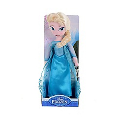 Disney Frozen - Elsa 10inches Plush Doll