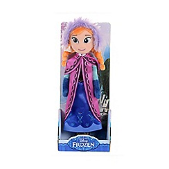 Disney Frozen - Anna 10inches Plush Doll